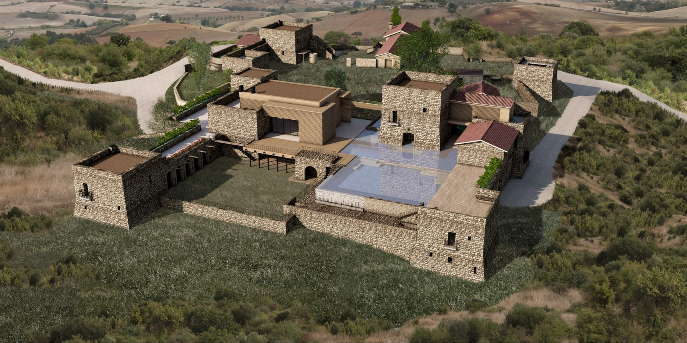 Castello di Magliano