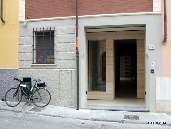 galleria Pinto - entrance