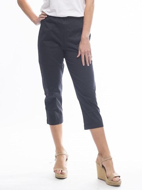 3/4 stretch cotton pants by Orientique