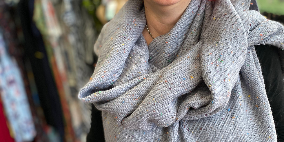 Scarf and Wrap - workshop  April (1)