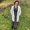 Thumbnail: Cable Cardi with pockets