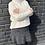 Thumbnail: Weave fleck skirt