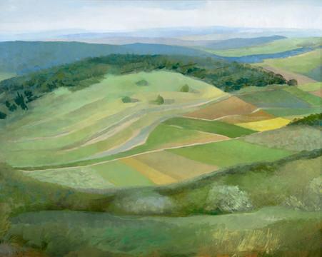 puzzle of landscape