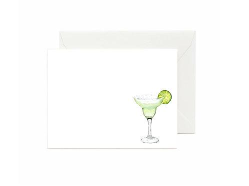 Margarita Flat Note Cards
