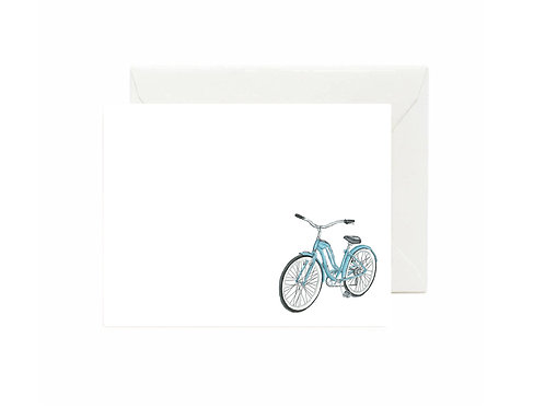 Bicycle Flat Note Cards