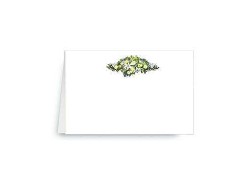 Lily Wedding Place Cards