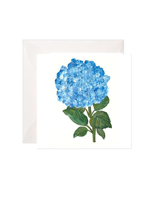 Blue Hydrangeaceae Gift Enclosures