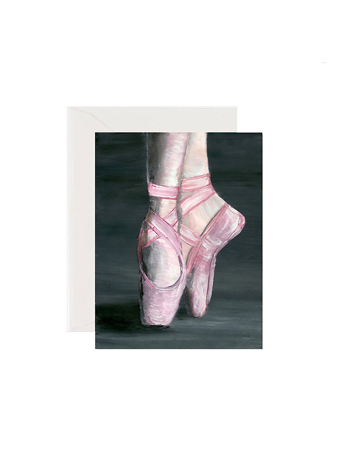 Spotlight Ballet Pointe Shoes