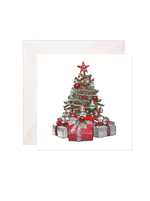 Christmas Tree Gift Enclosures