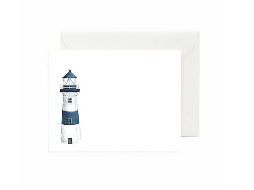 Lighthouse Flat Note Cards