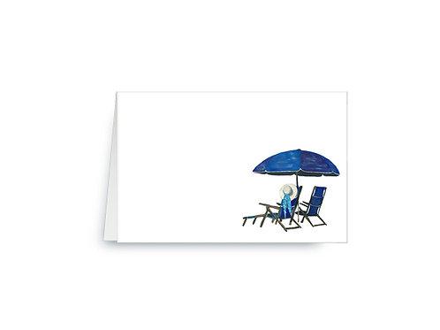 Hamptons Beach Place Cards