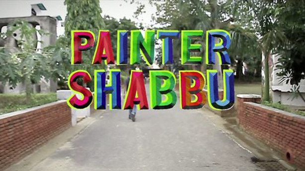 Painter Shabbu // HandPainted Type