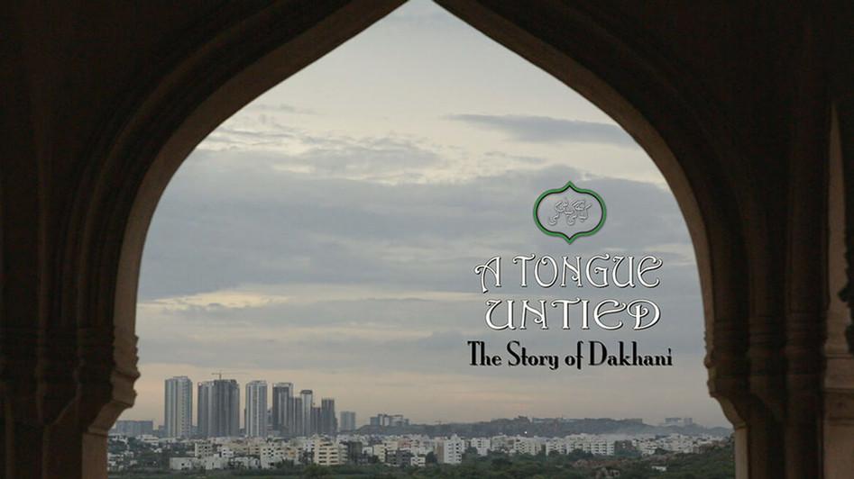 A Tongue Untied: The Story of Dakhani // Gautam Pemmaraju