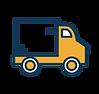 אייקון של משאית משלוח