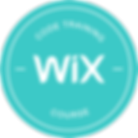 Wix Code Expert Certification -  badge-0