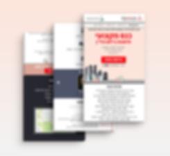 עיצוב דף נחיתה- התאמה למובייל