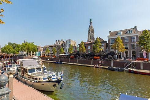 Varen in Breda