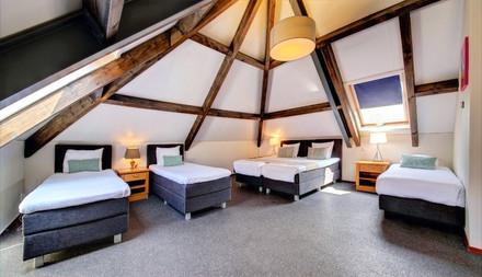 Comfort familiekamer
