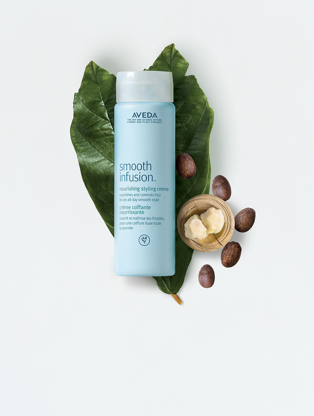 Aveda Smooth Infusion Naturally Straight Styling Creme