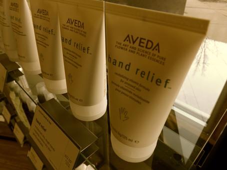 NEW!  Hand and Foot Relief
