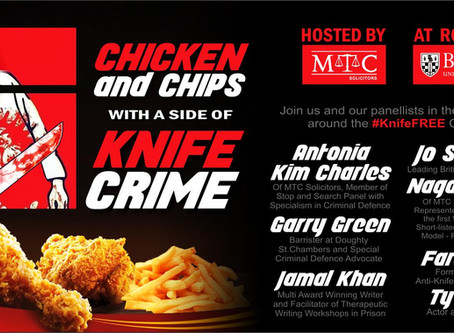 MTC Solicitors host key conference on Knife Crime