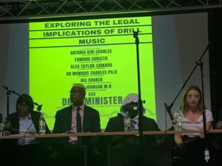 MTC Solicitors organise one of UK's first drill music legal conferences