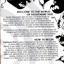 Nightmare Ned Manual