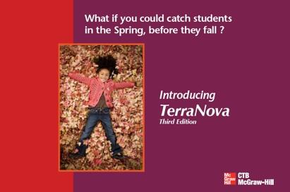 TerraNova Postcard