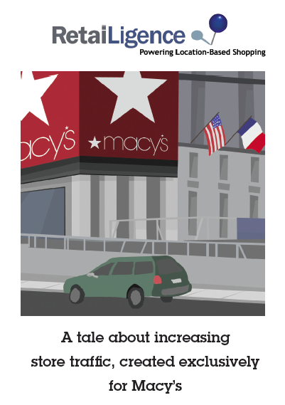 Illustrated e-book, Retailigence