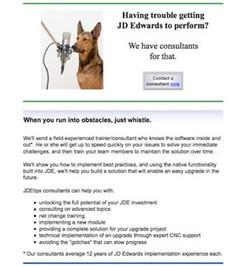 JDE-Tips Email