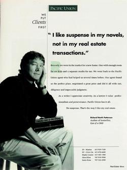 Pacific Union Real Estate Ad