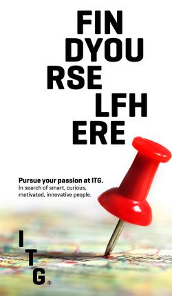ITG Recruiting Brochure