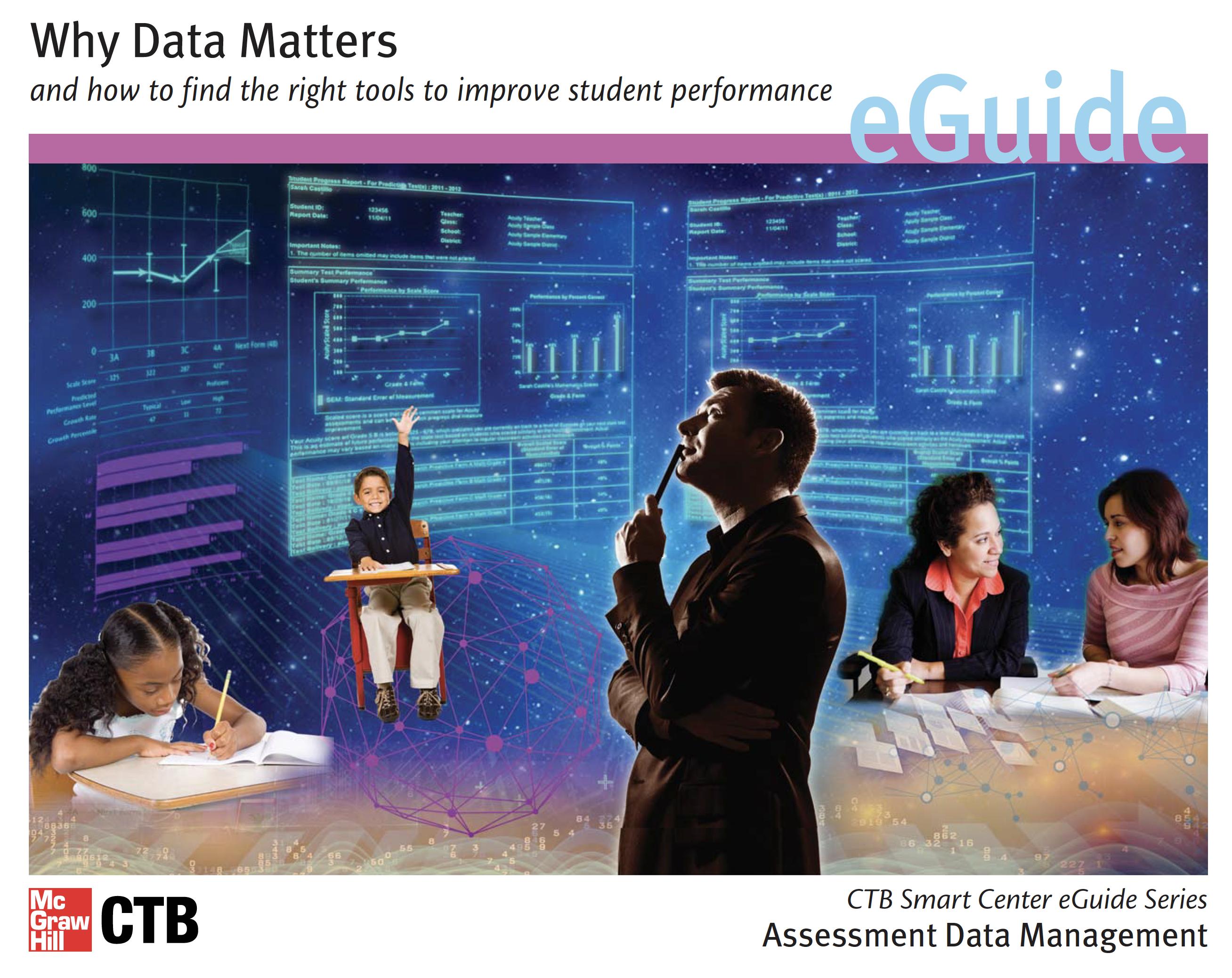 """""""Data Matters"""" e-Guide"""