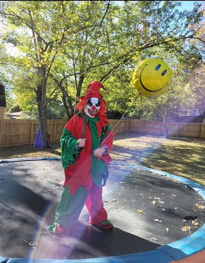 Clownin around.jpg