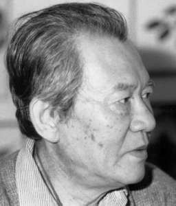 Isang Yun, composer of Glissées