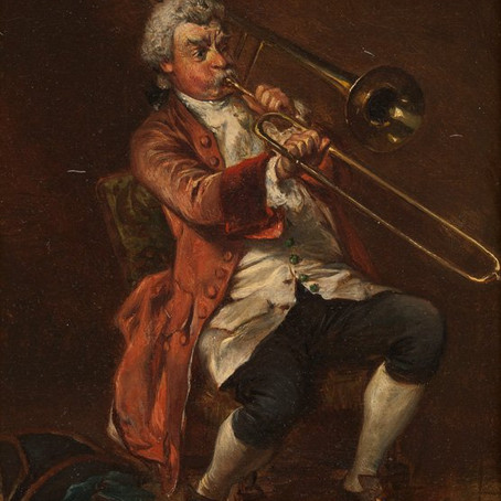 82. Historical Parody or Naivety – Thoughts on My Trombone Concertino, Op. 19b