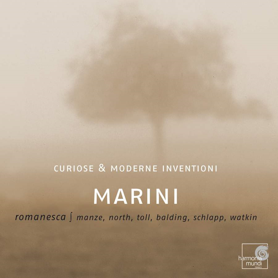 Marini Violin Sonatas Consort Music
