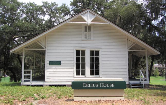 Frederick Delius House (Jacksonville, FL)
