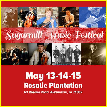 70. Welcome to the Inaugural Sugarmill Music Festival!