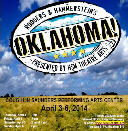 18. A Month of Musicals, Part II – Oklahoma!, Forum, and Fiddler on the Roof