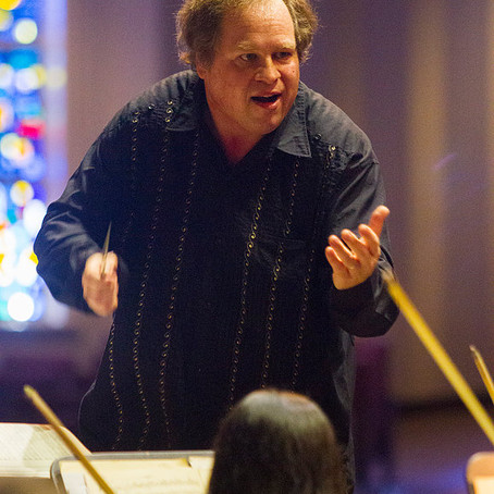 """63. Interviews – Composer Kermit Poling on the Premiere of his """"Shreveport Symphony"""""""