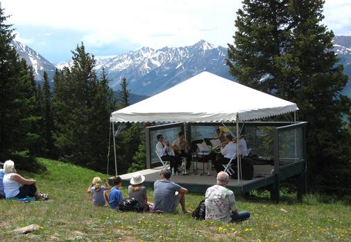 Music on the Mountain (Aspen, CO)