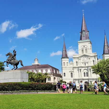 106. Musical Travels – New Orleans, LA: Caribbean Connections and the Cradle of Jazz