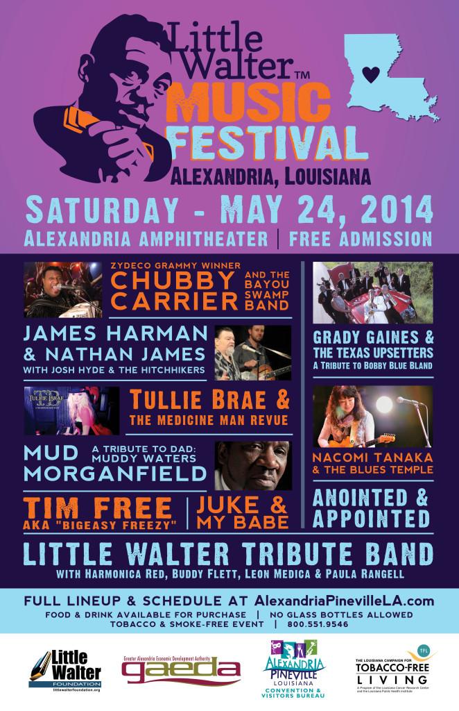 Little Walter Music Festival 2014