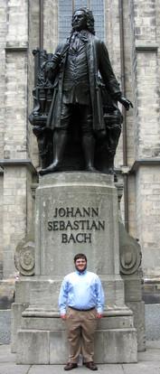 JSB and JSH (Leipzig, Germany)