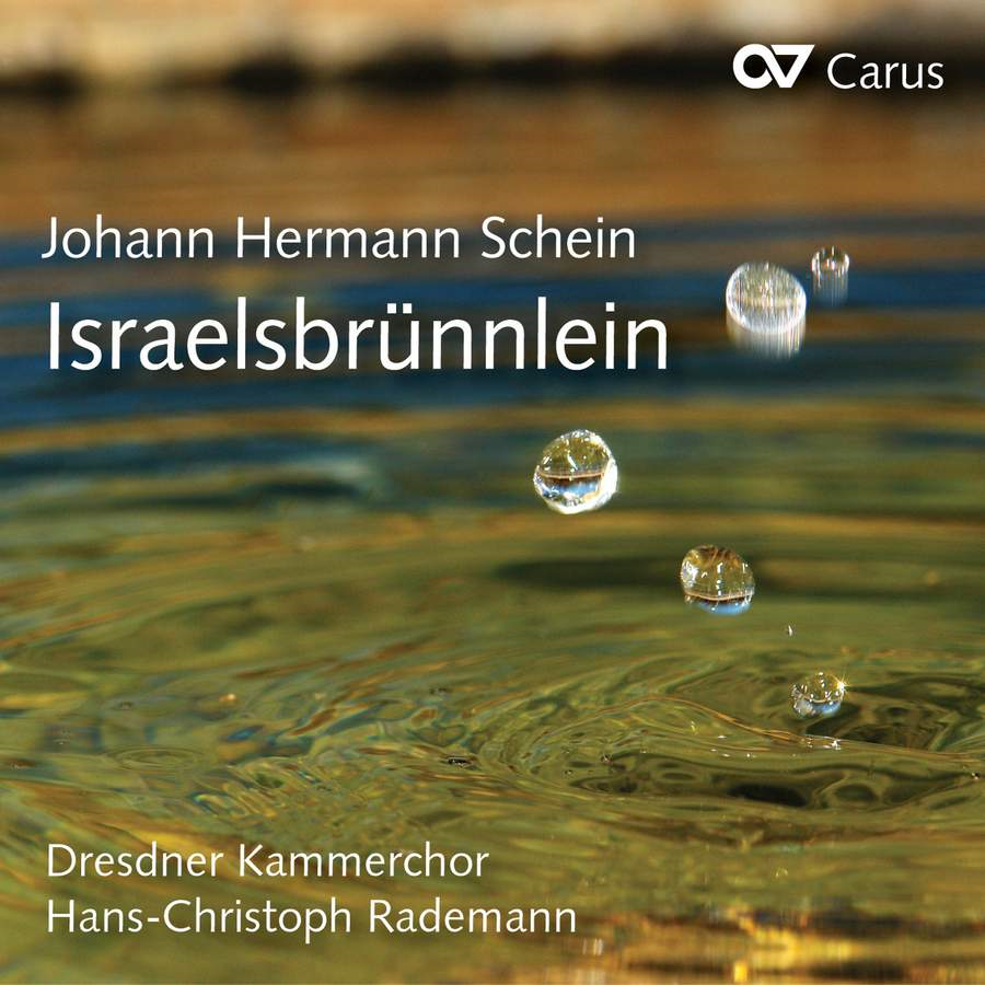 Johann Hermann Schein, Fountains of Israel