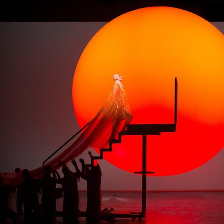 112. Opera Encore – Thoughts on the Met's Recent Production of Akhnaten by Philip Glass