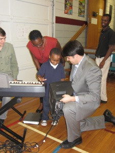 Last year's Shreveport Opera troupe introduced music to a hearing-impaired child for the very first time.