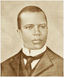 Scott Joplin (c.1868-1917)