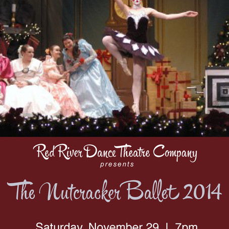 38. Nutcracker and Much More Coming Soon!